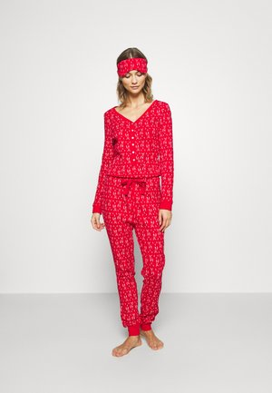 SET - Pyjamas - red