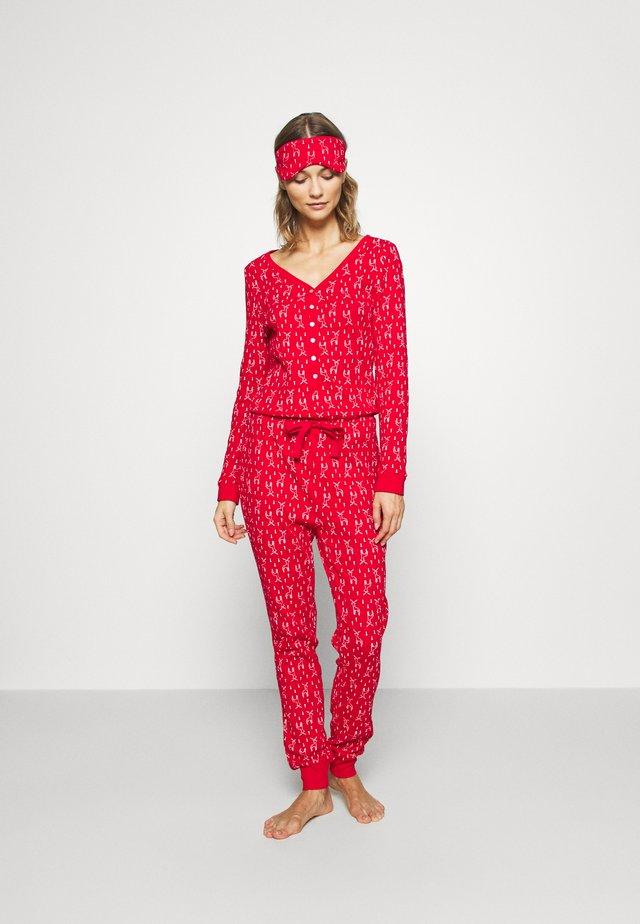 SET - Pyjama - red