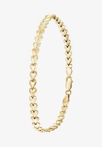 Lucardi - HART  - Armband - goud - 1