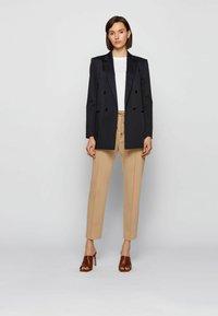 BOSS - Trousers - beige - 1