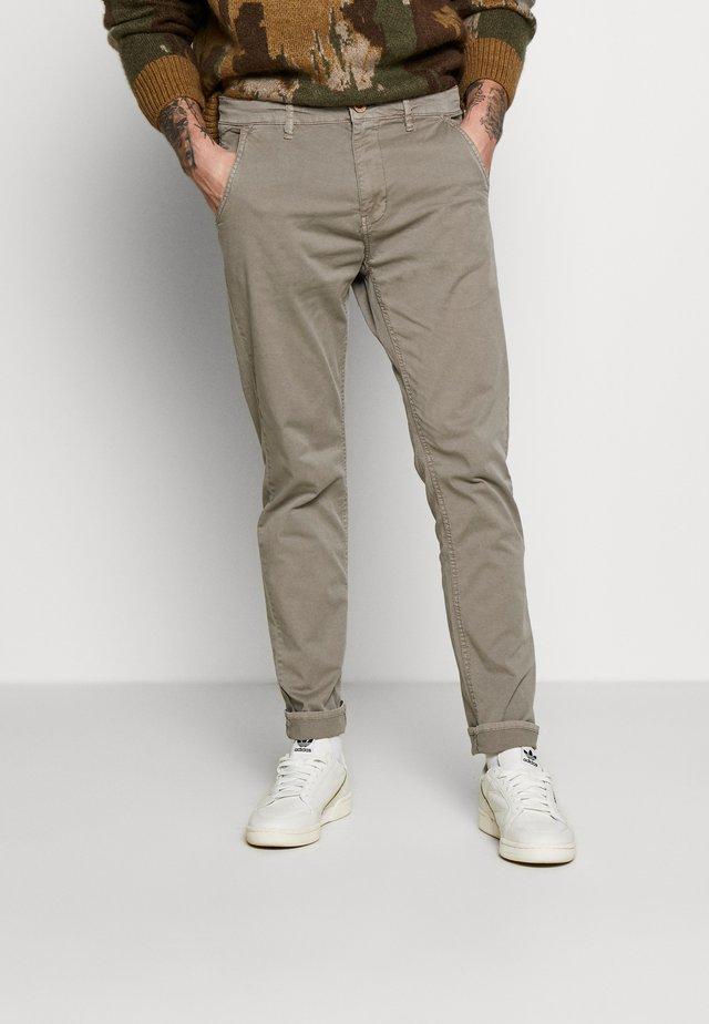 Chino kalhoty - granite
