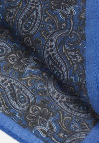 Selected Homme - SLHCLAUS HANKIE - Pocket square - dark sapphire - 2