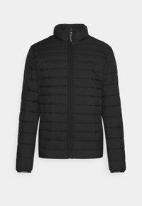 Calvin Klein - CRINKLE LINER - Light jacket - black - 0