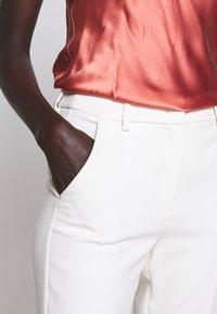 WEEKEND MaxMara - OPACO - Trousers - ivory - 3