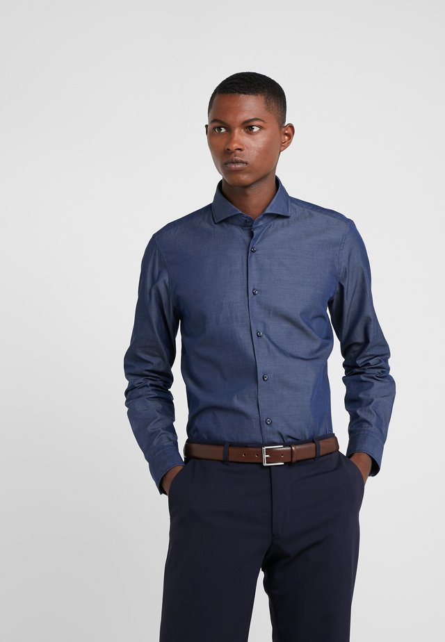 PAJOS SLIM FIT - Formální košile - blaugrau