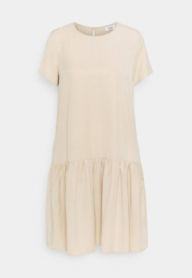 DRESS SHORT SLEEVE - Sukienka letnia - island beach