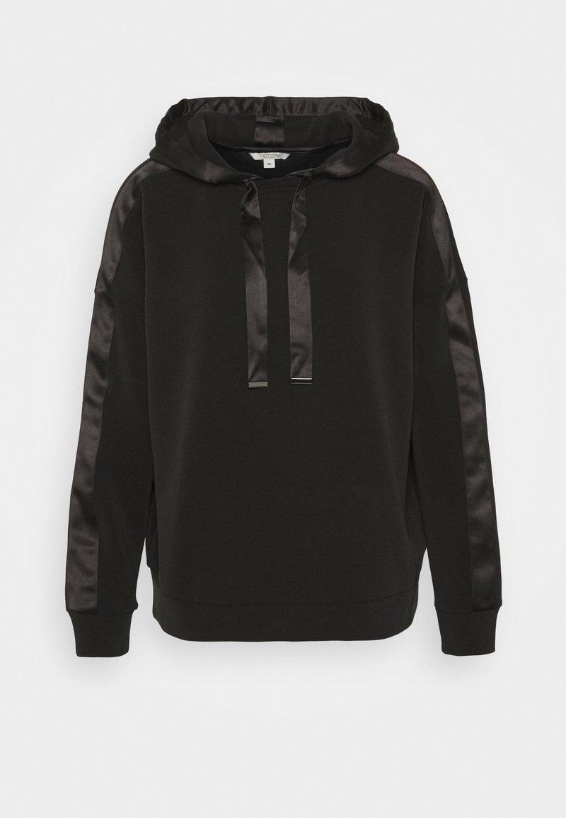 comma casual identity - Sweatshirt - black