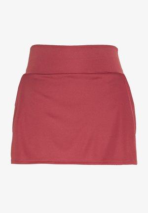 CLUB SKIRT - Sportovní sukně - red
