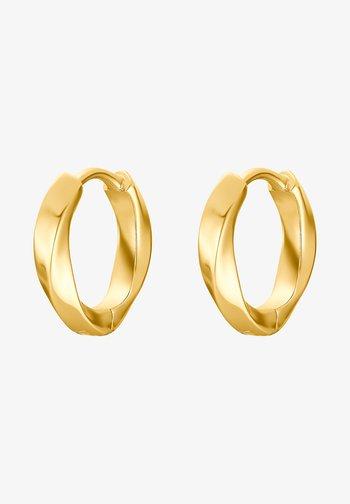 Earrings - goldfarbend