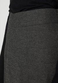 Opus - MISHA - Kalhoty - slate grey melange - 4
