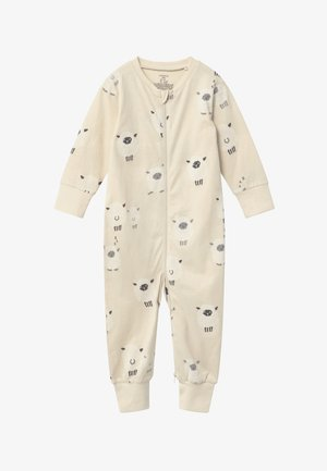 SHEEP AT BACK - Pyjama - light beige