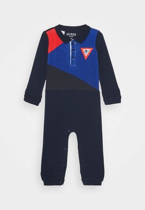 OVERALL BABY - Jumpsuit - deck blue