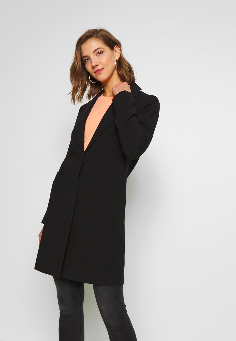ONLY - ONLGLORYMARIA SPRING - Classic coat - black