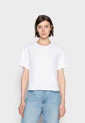 HAPINESS - Print T-shirt - white
