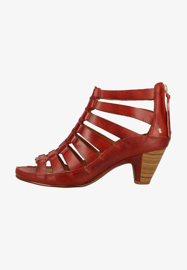 Sandales - sandia