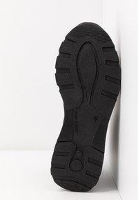 Miss Selfridge - THEO - Sneakers high - black - 6