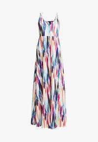 KIOMI TALL - Maxi dress - off-white/blue - 5