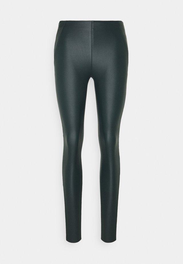 OBJBELLE  - Trousers - scarab