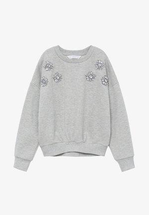 JOYA - Sweater - grijs