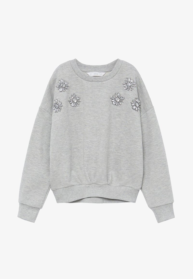 Mango - JOYA - Sweater - grijs