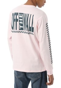 Vans - MN OFF THE WALL CLASSIC GRAPHIC LS - T-Shirt basic - vans cool pink - 0