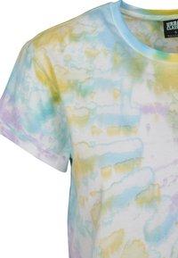 Urban Classics - Print T-shirt - pastel - 6