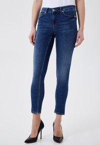 Liu Jo Jeans - Jeans Skinny Fit - blue denim - 0