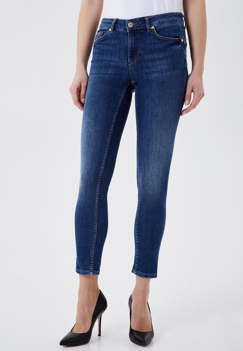 Liu Jo Jeans - Jeans Skinny Fit - blue denim