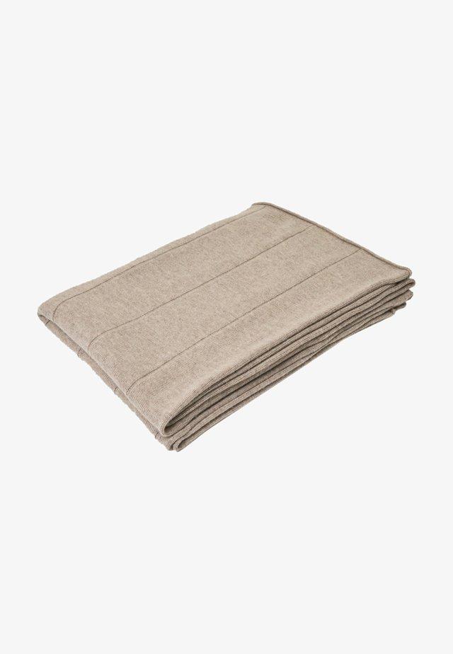 Muslin blanket - brown