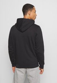 Champion - LEGACY HOODED FULL ZIP - veste en sweat zippée - black - 2
