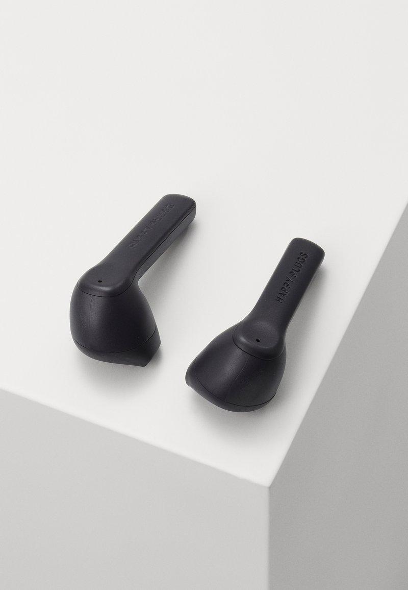 Happy Plugs - AIR 1 GO - Headphones - black