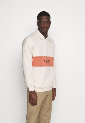 CREW COONOR HUESO - Sweater - orange