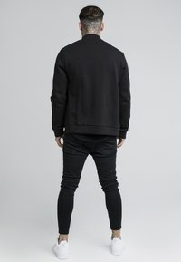 SIKSILK - Zip-up hoodie - black - 2