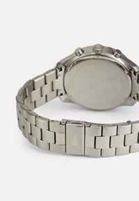 Lacoste - BOSTON - Chronograph watch - siver-coloured - 1