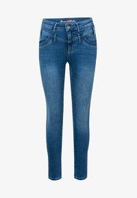Buena Vista - Slim fit jeans - blue denim - 0