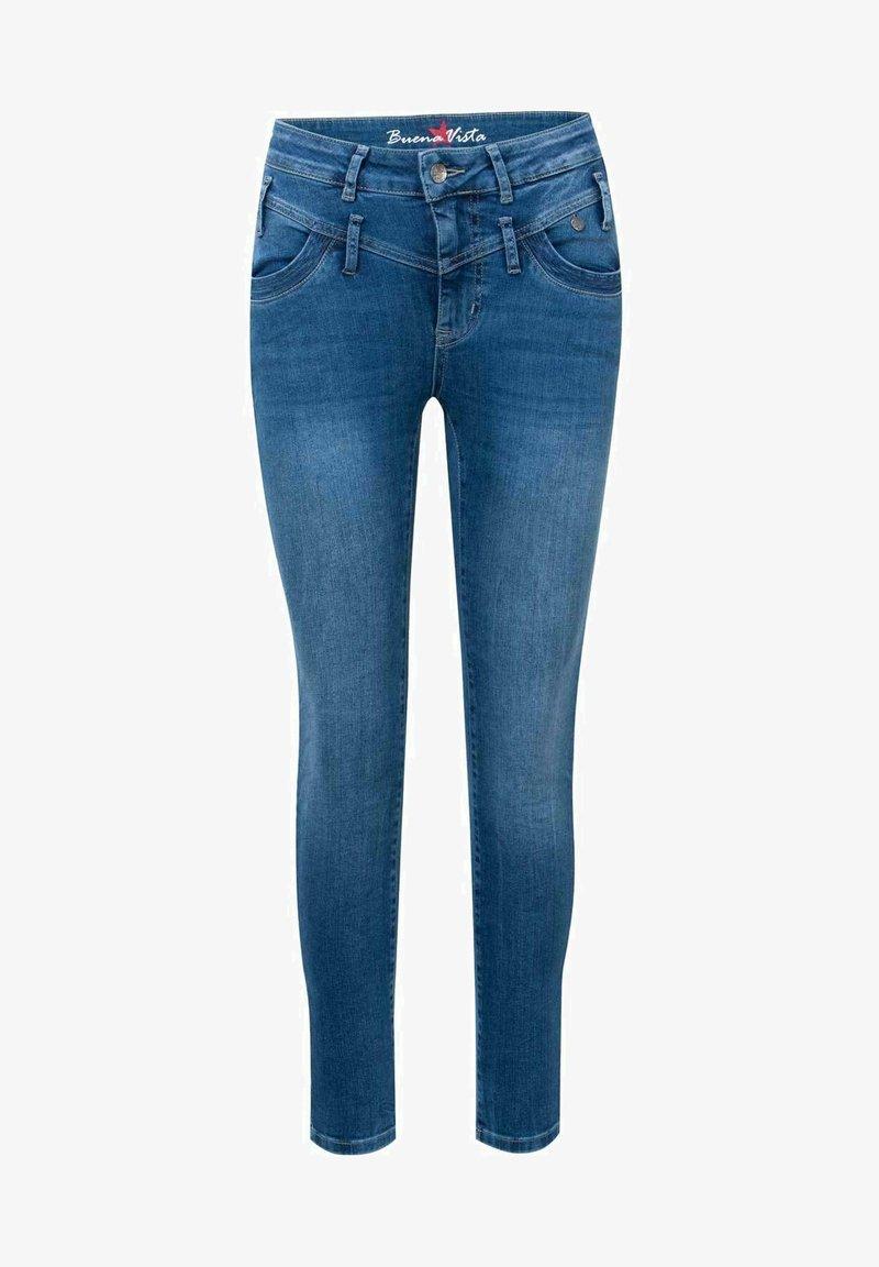 Buena Vista - Slim fit jeans - blue denim