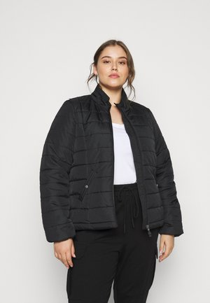 VMSIMO SHORT JACKET - Zimní bunda - black