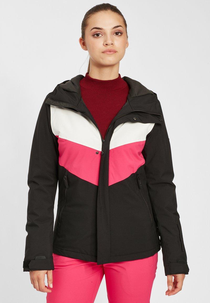 O'Neill - APLITE - Snowboard jacket - black out
