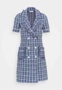 sandro - LUDIVINE - Day dress - bleu - 0