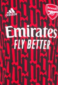 adidas Performance - AFC  - Club wear - red/black - 5
