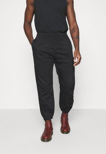 MARINE JOGGER - Pantaloni sportivi - blacks