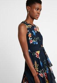 Esprit Collection - FLUENT - Cocktail dress / Party dress - navy - 4