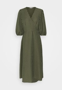 ELMINA - Day dress - dark olive