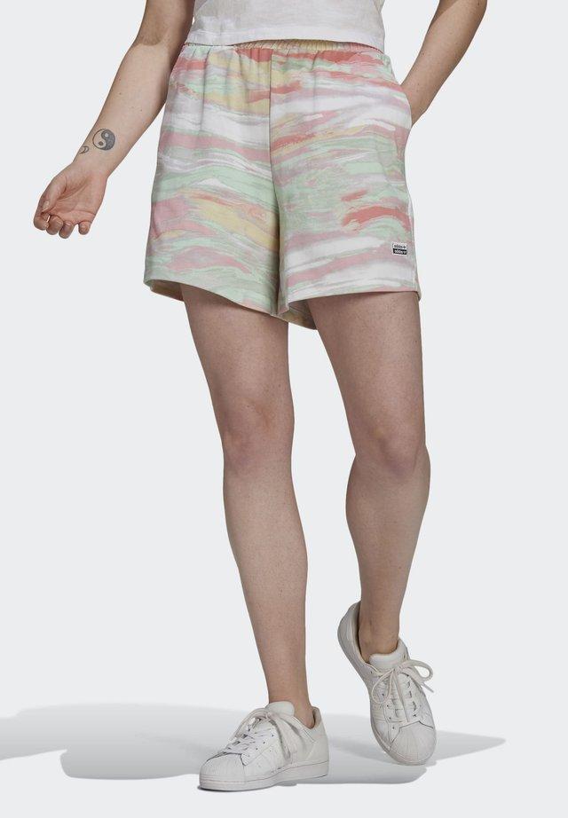 Szorty - multicolor