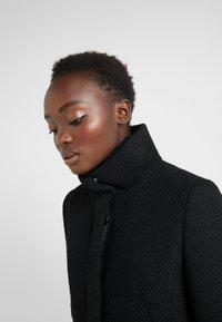 HUGO - MALU - Płaszcz wełniany /Płaszcz klasyczny - black - 3
