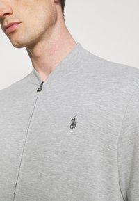 Polo Ralph Lauren - LONG SLEEVE FULL ZIP - Cardigan - andover heather - 6