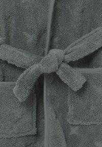 Müsli by GREEN COTTON - BATHROBE BUNNY UNISEX - Dressing gown - lagoon green - 2