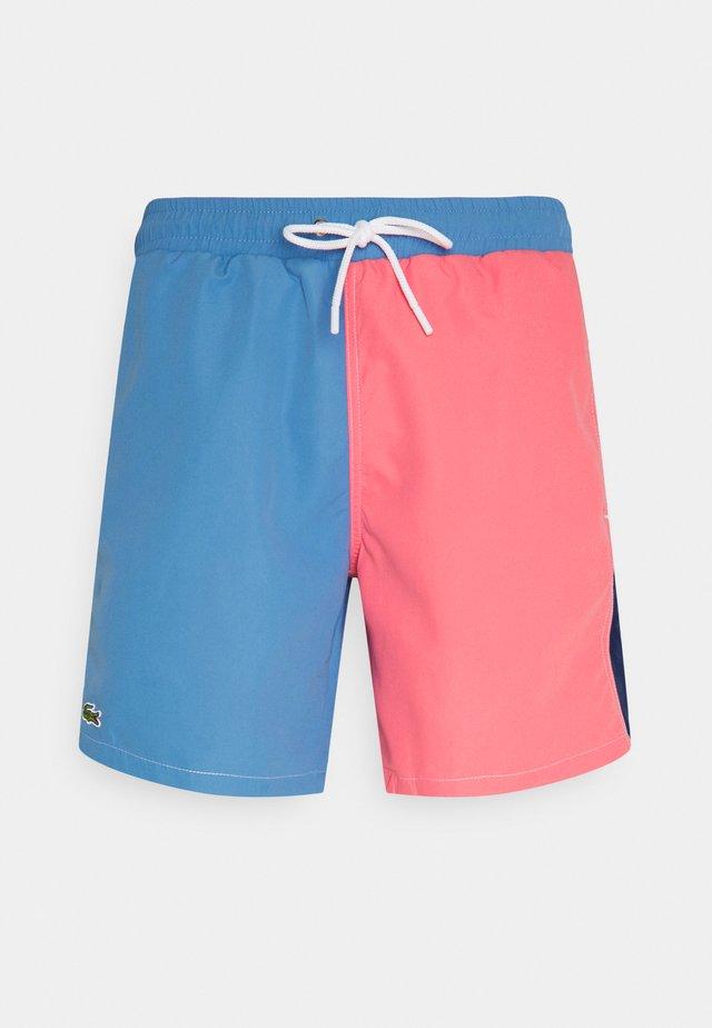Swimming shorts - turquin blue/scille/amaryllis