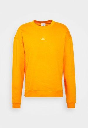 HANGER CREW UNISEX - Sweatshirt - orange