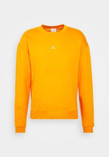 HANGER CREW UNISEX - Mikina - orange